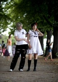 Cosplay-Cover: Takami You  [鷹見 羊] • 'Carnival Corpse'