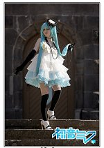 Cosplay-Cover: Hatsune Miku~Camellia~