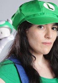 Cosplay-Cover: Luisa Mario [Fem Luigi]