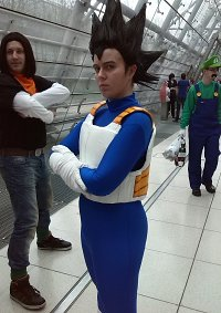 Cosplay-Cover: Vegeta (Boo-Saga)