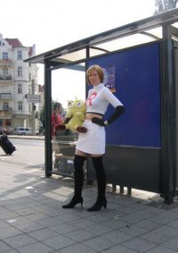 Cosplay-Cover: Jesse (Team Rocket)