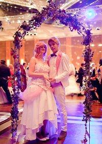 Cosplay-Cover: Ken - Hochzeitssmoking [geheime Welt der Glitzerfe
