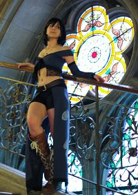 Cosplay-Cover: Rinoa Heartilly (Dion Rogers Version)