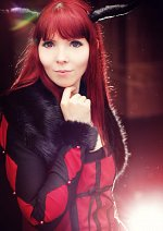 Cosplay-Cover: Maou