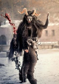 Cosplay-Cover: Krampus 2.0