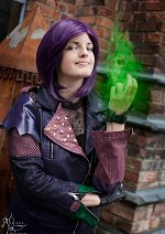 Cosplay-Cover: Mal, Daughter of Maleficent [Descendants]
