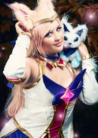 Cosplay-Cover: Star Guardian Ahri