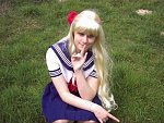 Cosplay-Cover: Minako Aino