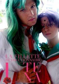 Cosplay-Cover: Saionji Kyuichi