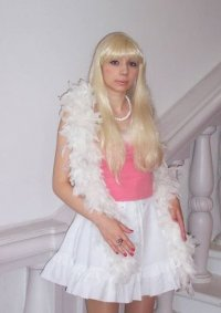 Cosplay-Cover: barbie
