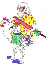 Cover: Der Urlaub des Zauberers oder Dumbledores Traum^^...
