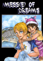 Cover: Mess(e) of Dreams (Manga Talente 2012)