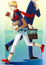 Cover: Boys Love Forever