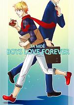 Cover: Boys Love Forever
