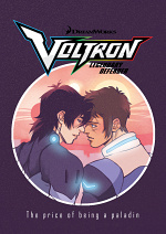 Cover: [KLANCE] The price of being a paladin
