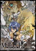 Cover: M.E.C.H.