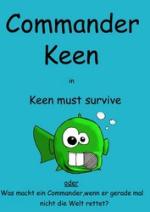 Cover: Commander Keen in Keen must survive