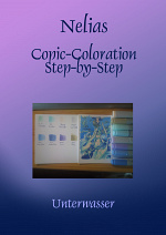 Cover: Nelias Copic-Coloration Step-by-Step