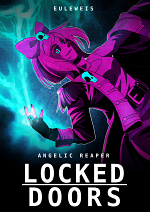 Cover: Angelic Reaper: Locked Doors