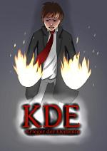 Cover: KDE - Krieger der Elemente