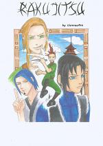 Cover: Rakujitsu: Die blutgetränkte Klinge