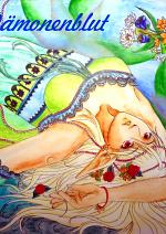 Cover: Dämonenblut