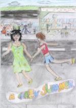 Cover: A crazy summer
