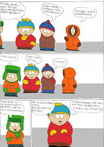 Cover: south park goes folter im mittelalter