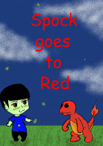 Cover: Nuzlocke Spock Goes To Red