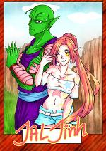 Cover: Dragon Ball: JAL JINH