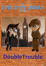 Cover: A Detective Conan Story: DoubleTrouble