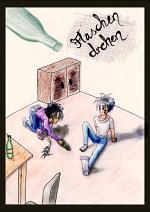 Cover: Flaschen drehen *shonen-ai*