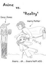 "Cover: Anime vs. ""Reality"""