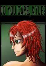 Cover: Do you care, Kyle?