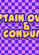 Cover: Captain Owls and Condumbs ultra mega awful adventures