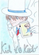 Cover: Detektiv Conan - Kid v.s Kudo