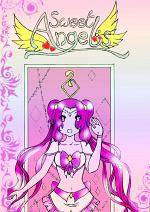 Cover: Sweet Angels! Krieger des Lichts!
