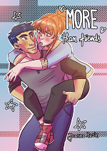 Cover: More than friends