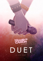 Cover: TRASH CANON - DUET