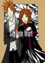 Cover: Sag kein Wort