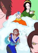 Cover: Avatar Buch IV Air [Years later]