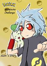 Cover: Pokémon Nuzlocke Challenge Sushi
