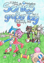 Cover: Sonics großer Tag - 20 Jahre Sonic the Hedgehog