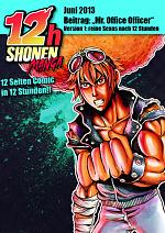 Cover: Mr. Office Officer - 12 Stunden Shonen Manga Challenge #1-Beitrag