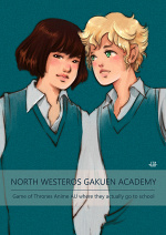 Cover: North Westeros Gakuen Academy