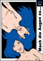 Cover: Mach die Augen zu... (Shojo-Ai)