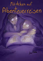Cover: Mädchen auf Abenteuerreisen