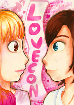 Cover: SMT Shojo - LOVECON (Yuri/Shojo-ai)