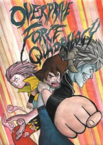 Cover: Overdrive Force Quadrilogy