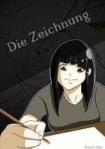 Cover: Die Zeichnung [Kurzgeschichte]
